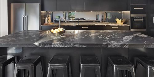 Natural Stone Countertops and Custom Fabrication